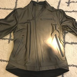 Lululemon Reflective Jacket sz.10